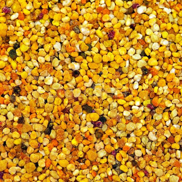 1165126_bee-продовольствие-фон-шаблон-меда-зерна